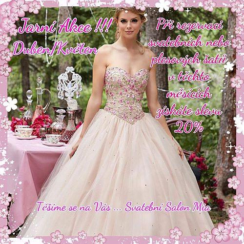 MIA Společenské šaty na ples b6347f0489